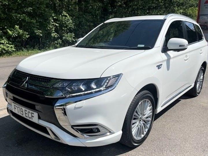 Mitsubishi Outlander 2.4 Phev 4h 2019