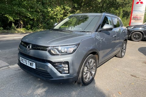 Ssangyong Tivoli 1.5 Ultimate 2021