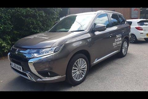Mitsubishi Outlander 2.4 Phev Dynamic 2019