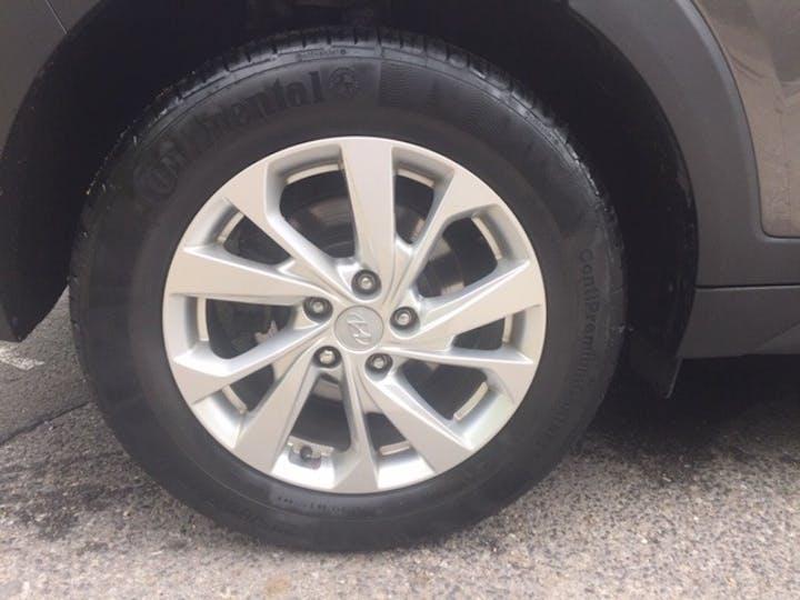 Hyundai Tucson 1.6 T-gdi SE Nav 2019
