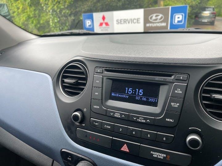 Hyundai i10 1.2 SE 2014
