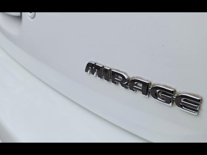 Mitsubishi Mirage 1.2 Juro 2017