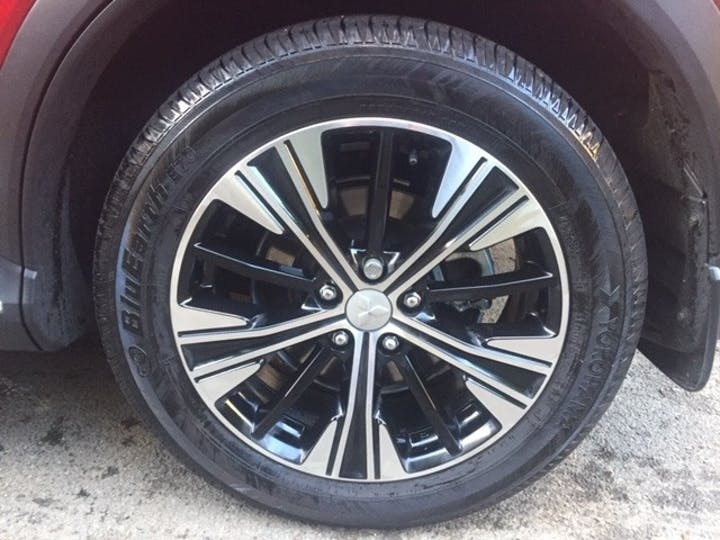 Mitsubishi Eclipse Cross 1.5 Exceed 2020