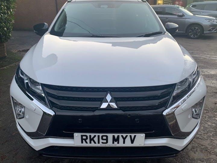 Mitsubishi Eclipse Cross 1.5 Black 2019
