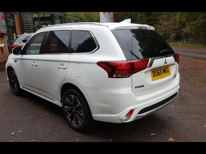 Mitsubishi Outlander 2.0 Phev Gx 3h Plus 2015