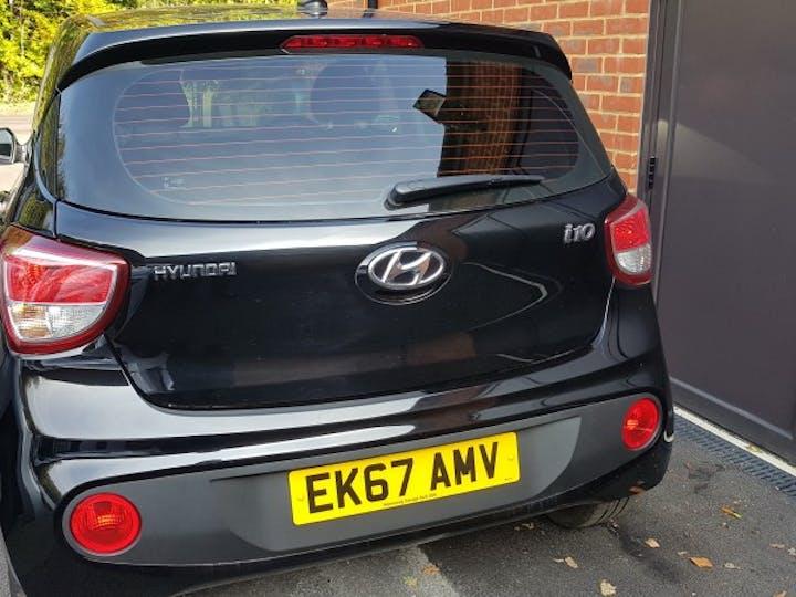 Hyundai i10 1.2 Premium 2017