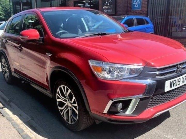 Mitsubishi ASX 1.6 Juro 2019