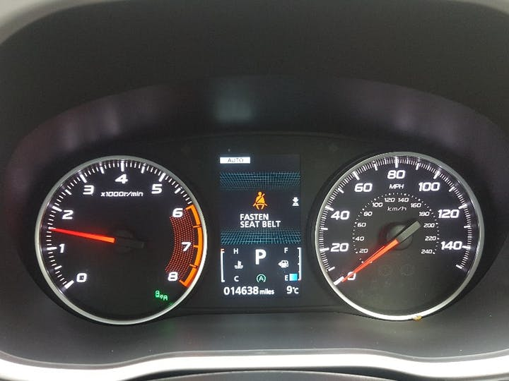 Mitsubishi Eclipse Cross 1.5 4 2018